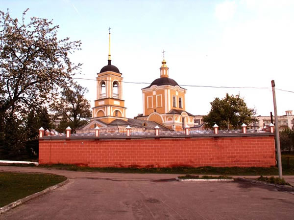 Храм Воскресения Христова — Брянск