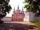 Свято-Успенский Свенский монастырь — храм Сретенский — Супонево