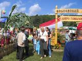 Свенская ярмарка - районы Брянской области