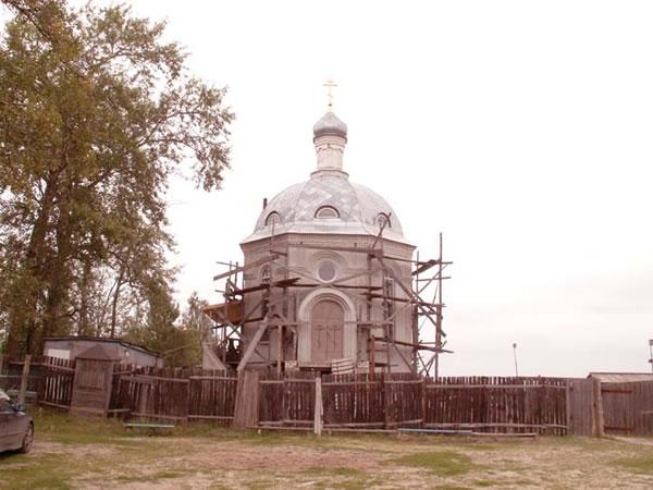 Храм Николая Чудотворца — Полпино