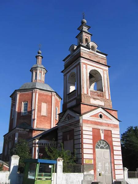 Горне-Никольская церковь