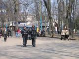 В Парке Толстого