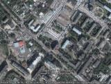 Google Earth Брянск: центральный Рынок (рынок Советского района)